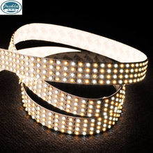 2015 New Hot-sale Factory Price 16.4 ft White Adjustable 3528SMD Quad Row LED Strip Lights