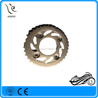 Motorcycle Chain 428H 106 and DY100 Motorcycle Sprocket