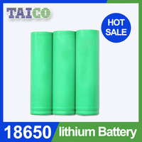 High rate 2200mah 3.7v icr 18650 li-ion rechargeable battery with Alibaba Trade Assurance