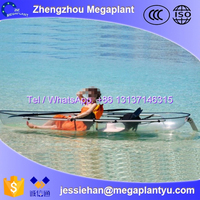 China supplier sea fishing glass kayak baratos for games