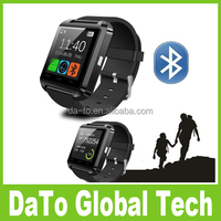 Free Shipping 2015 New U8 Bluetooth Smart Watch Mobile Phone