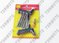 Made in Taiwan tubeless tire tyre puncture plug repair tool kit