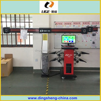 Wheel alignment machine 3d, Car camera wheel alignment DS-6