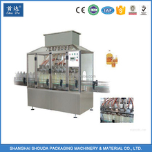 Factory price High quality barrel car engine oil/brake fluid/engine oil filling machine