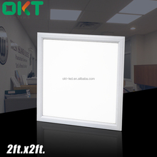 High quality fire rating 4000K 40 watts square recessed flat panel led lighting 5 years warranty