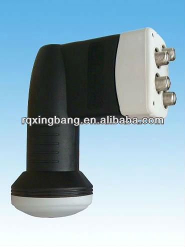 DIGITAL SATELLITE UNIVERSAL KU BAND QUAD LNB/LNBF
