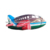 Giant customized inflatable helium balloon/ hot air balloon N1115
