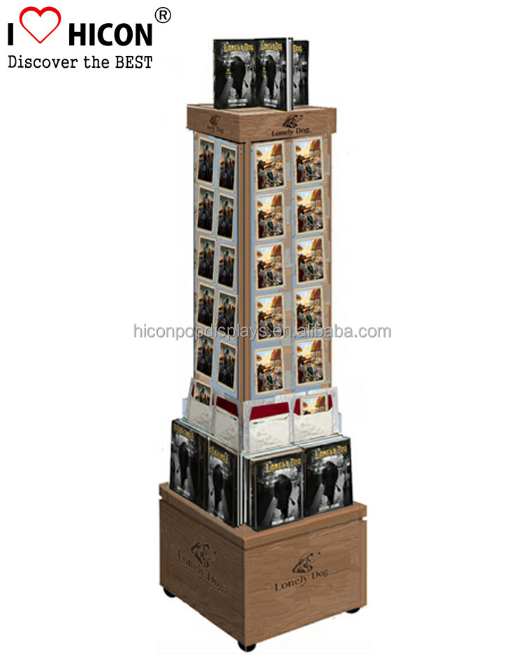 it classic organize rotating racks accent table asp holders rack magazine top with by and floor baskets passport