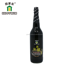 625ml Chinese Halal Natural Black Rice Vinegar