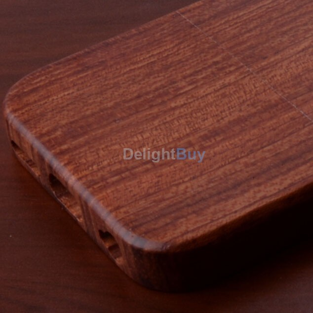 cell phone wood case for iPhone 6 4.7 inch