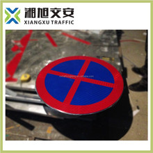 High light reflective fabric for traffic used aluminum traffic road signs