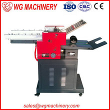 Low price latest paper folding and printing machine