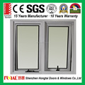 Made in China Australia standard semi commercial aluminum window