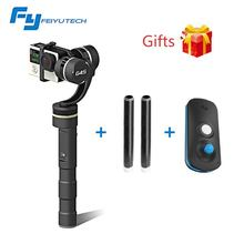 FEIYU FY G4S Gimbal 360 Degree Coverage 3 Axis Handheld Gimbal Stabilizer for Go Pro HER O 4 / HER O 3+ / HER O 3 Action Camera