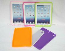 2012 new arrival silicone cover for 1pad mini