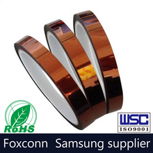 Die cutting ESD kaptons polyimide film tape for PCB