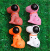 plastic rubber toys & silicone rubber pet toy & soft pvc rubber animal toys for kids