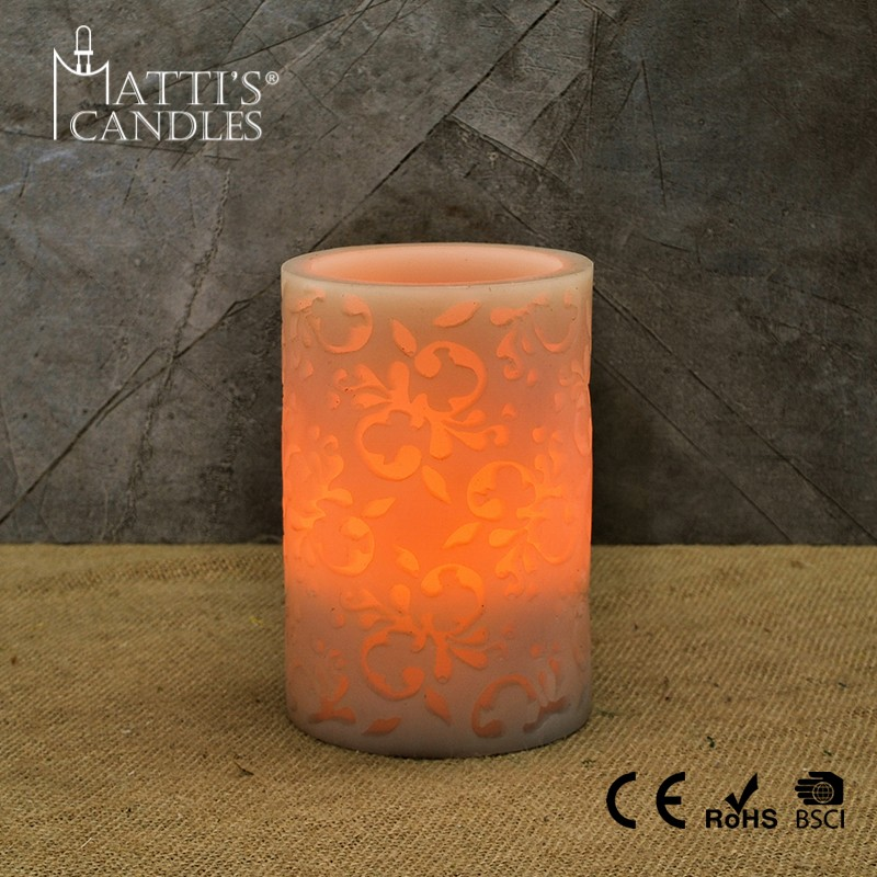 Matti's Retail Cheap Led Candle Wax Price/Battery Candle/Custom Candle