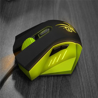 Optical 6D Gaming Mouse Led computer wired Gaming Mouse
