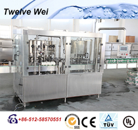 Perfect Energy and Carbonated Drink Filling Machine/Carbonated Beverage Filling Plant