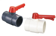 rubber ring joint fittings for Ball valve (Thread/plain end)