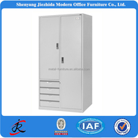 high quality office furniture two door steel filing cabinet