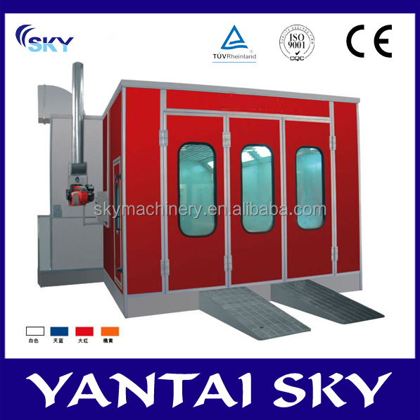 SKY Car Spray Paint Booth/spray booth/Painting Spray cabin