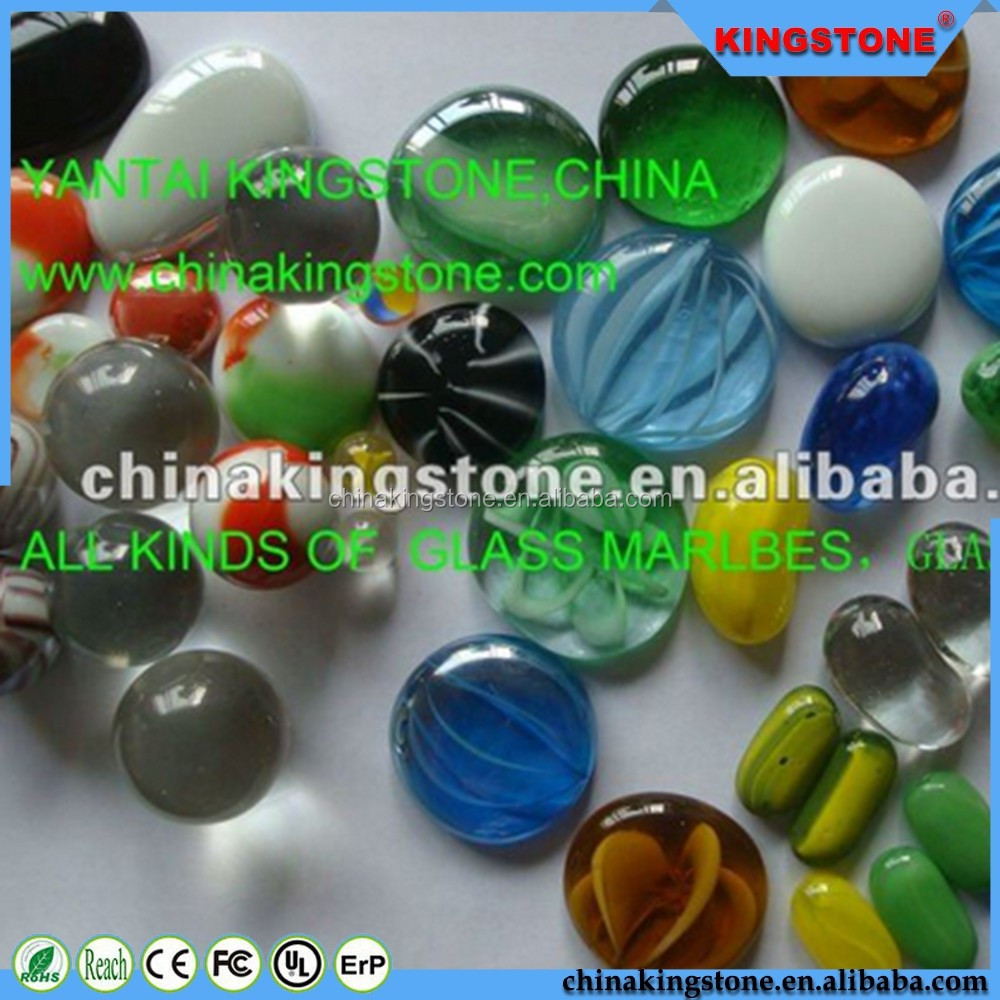 2016 new design wholesale colorful various broken decorative glass for sale