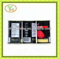 70-4500g tomato paste price 28-30% brix for africa market