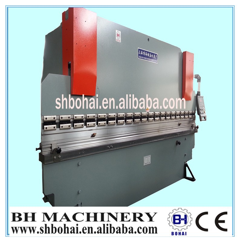 WD67Y 200T/4000 hydraulic press brake, bending machine,Controller for option