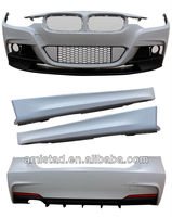 AUTO BODY KITS FOR BMW F30 2012 BUMPER+GREILL