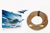 high quality HDMI to mini HDMI cable 1.4v support 2160P, 3D
