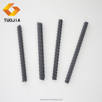 Price of iron rebar concrete iron, 20mm 24mm reinforcing steel rebar, hot rolled ribbed deformed steel rebar in China