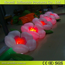 hot selling newly <strong>wedding</strong> supply led inflatable flower for <strong>wedding</strong>