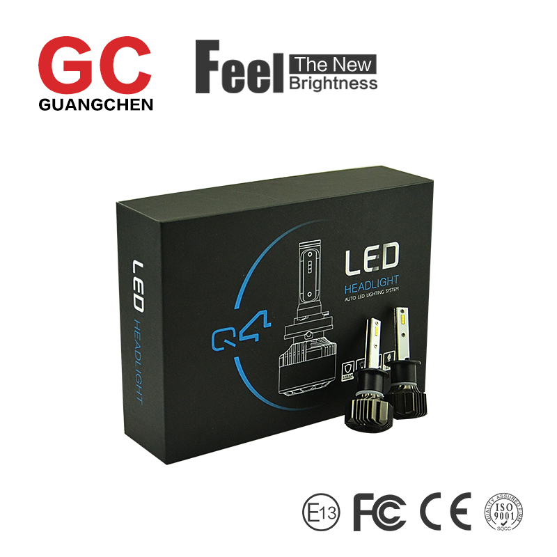 Auto LED headlight bulb H1 led car lamp headlight kit led fog light