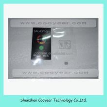 factory film screen protector for s4
