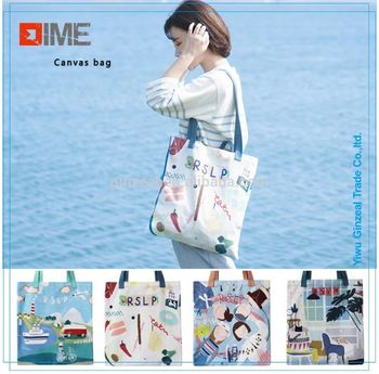 2016 Professional Factory Supplier Fashion Cotton Women Handbag