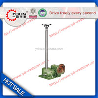 New TEC price heavy duty worm gear linear actuator for lift machine
