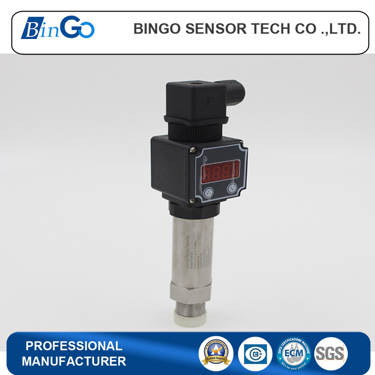 4-20mA smart pressure transmitter with LED indicator