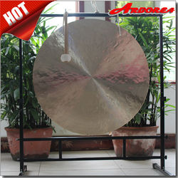 Chinese Arborea wind gong 100% handmade with best voice and hot sale