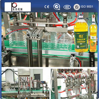 CE certification professional manufacturer automatic sesame/teel oil filling machine for bottles