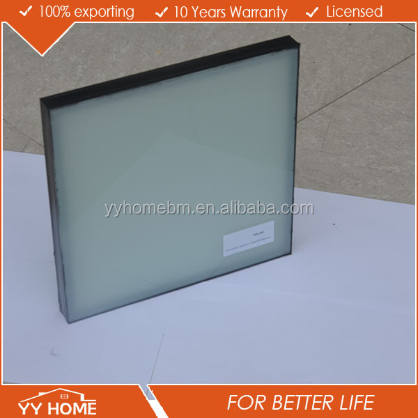 High Quality Low E Tempered Hollow Glass Price With AS2208 Certificate