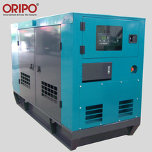 Low fuel consumption 50HZ 3 Phase electricity silent diesel generator for home use