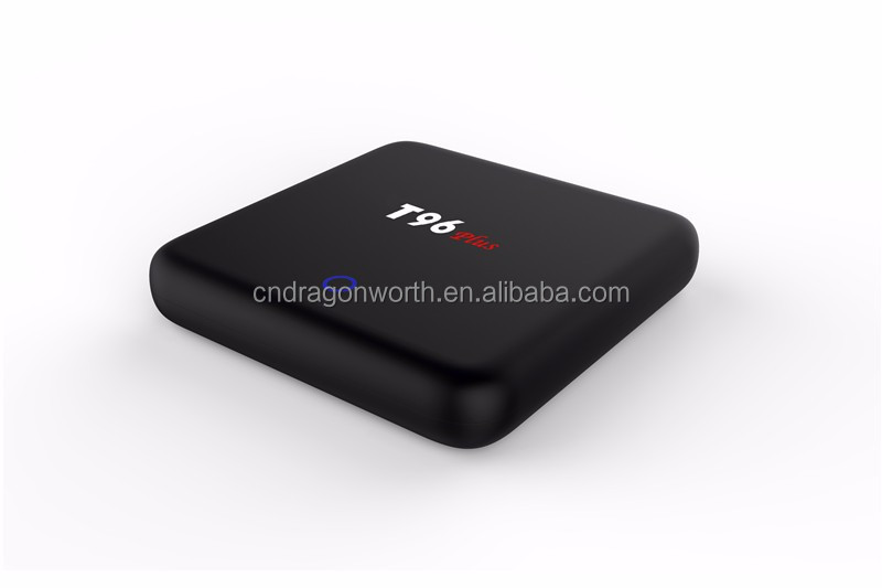 T96 S912 Octa core Android 6.0 TV Box 3GB /16GB Dual WiFi H.265 4K Media Player