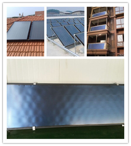 flat plate solar collector pdf