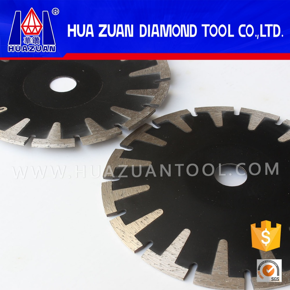 105-230mm Diamond Curved Saw Blade For Granite