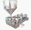 50-500ml double heads Cream Shampoo Cosmetic Automatic Filling Machine