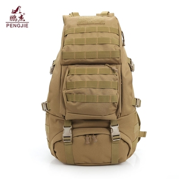 Wholesale Comfortable camping hiking army military backpack Tactical