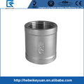 "1/2"" Female* Female Coupling F/F Stainless Steel SS304 Threaded Couple Pipe Fittings"