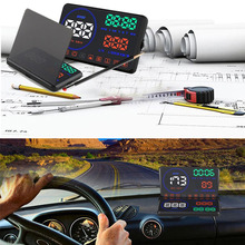 2017 New Model For Car HUD Head Up Display With Display Board Automobile